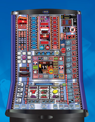 deal or no deal machine game