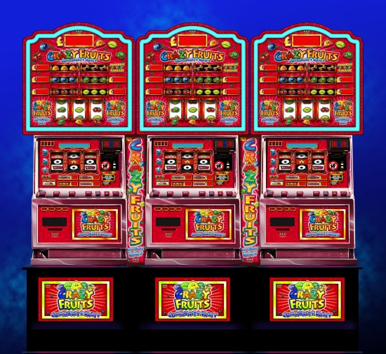 Manga Crazy Slot Machine - Play for Free in Your Web Browser